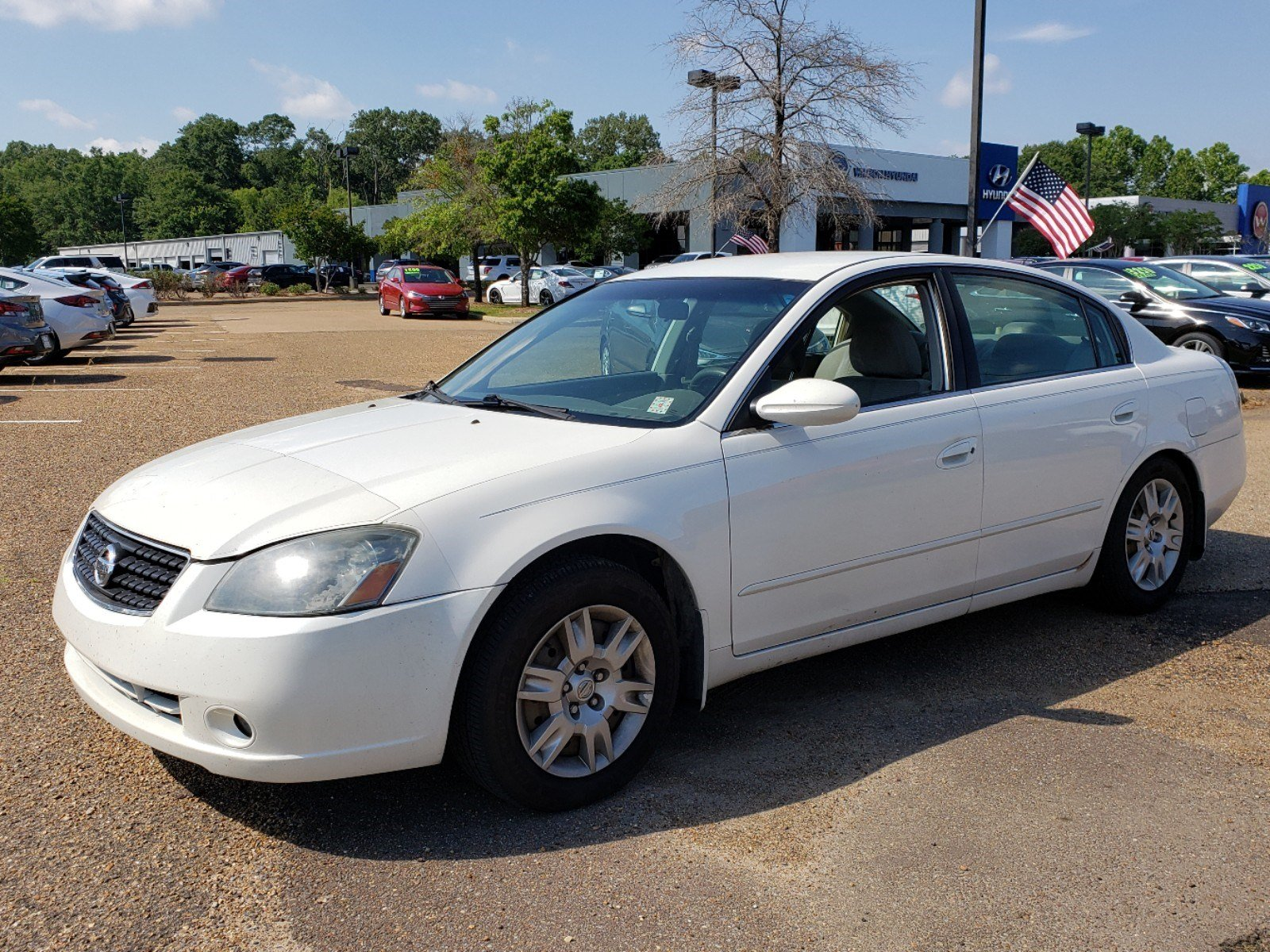 Pre-Owned 2005 Nissan Altima