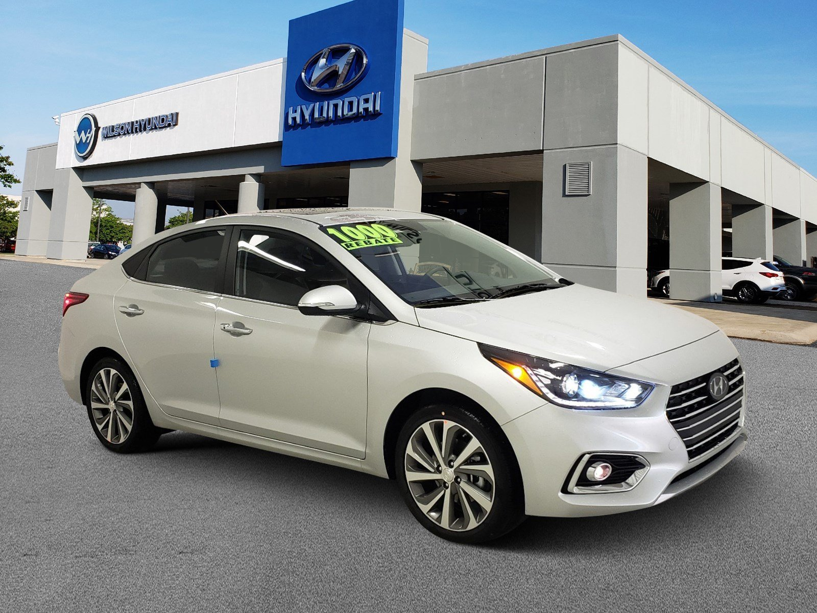 New 2019 Hyundai Accent Limited