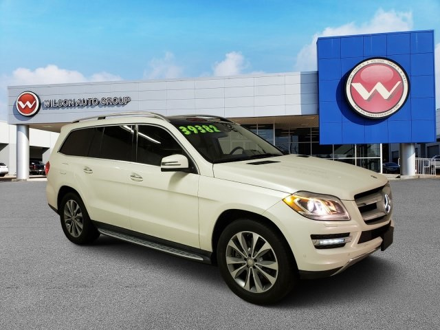 Pre-Owned 2015 Mercedes-Benz GL-Class GL 450