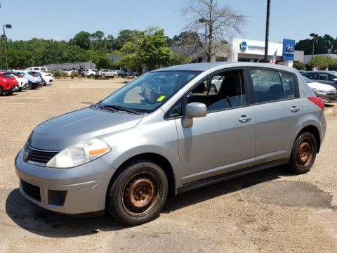 Pre-Owned 2007 Nissan Versa 1.8 S