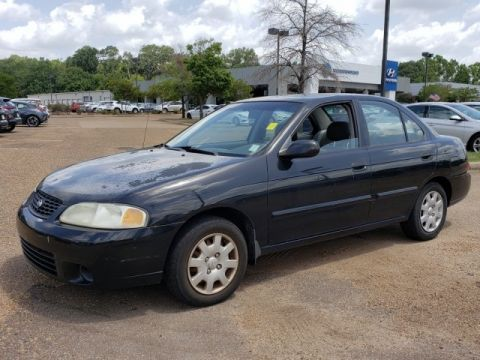 Pre-Owned 2002 Nissan Sentra