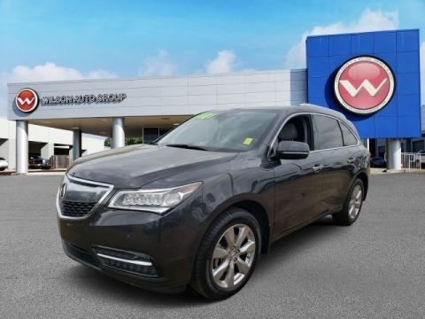 2015 Acura MDX 3.5L Advance Pkg w/Entertainment Pkg