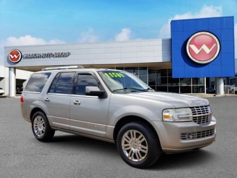 Pre-Owned 2008 Lincoln Navigator Base