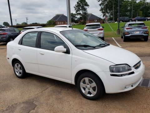 Pre-Owned 2005 Chevrolet Aveo LS